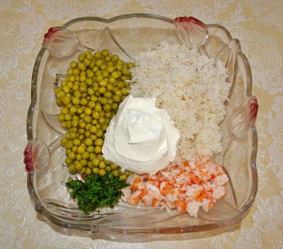 Диетический салат из креветок рецепты 142