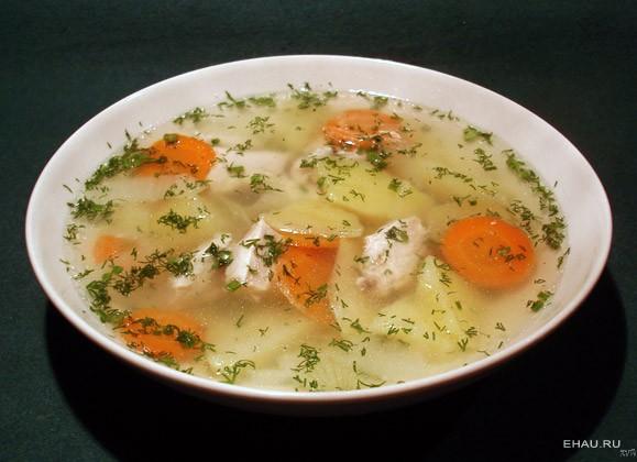 как исправить пересоленный суп