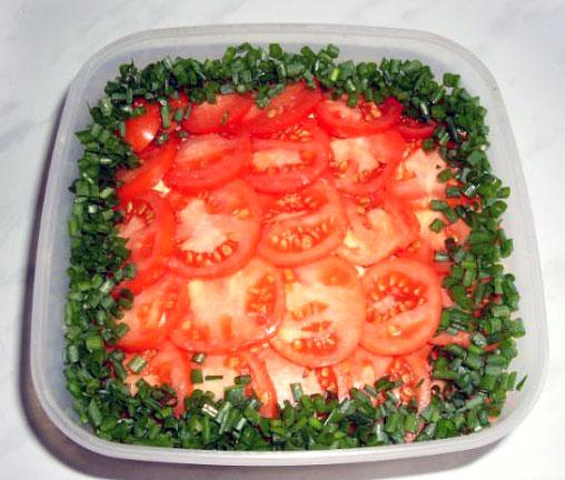 Красная поляна салат рецепт с