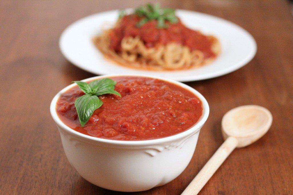 рецепт итальянского соуса маринера
