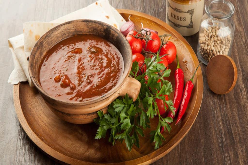 Сацебели рецепт соуса