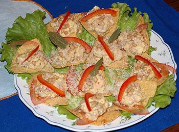 салат разгрузочный