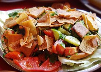 Салат фаттуш
