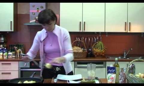рецепт соуса к цветной капусте, видеорецепт