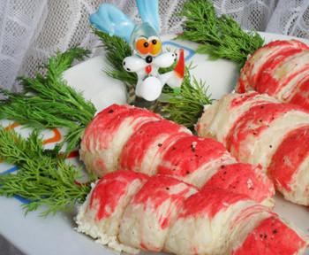 закуска хрустящая морковка к празднику