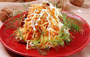 салат из тыква