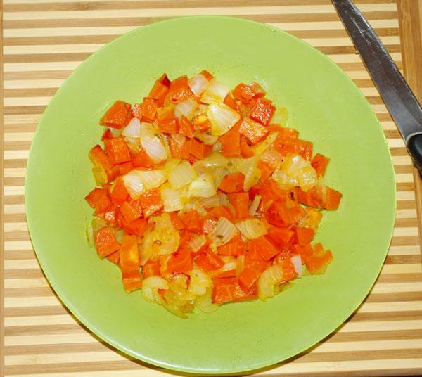 салат осенний с грибами слоенный, пошаговый рецепт