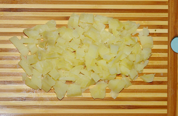 салат осень с грибами пошаговый рецепт