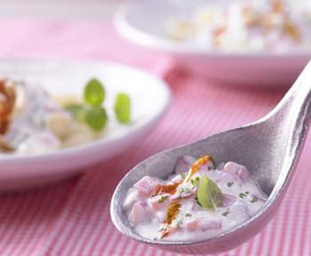 соус йогурто-чесночный