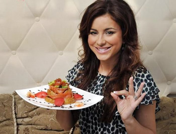 салат фруктовый от ани лорак
