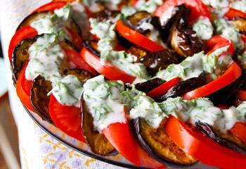 закуска к шашлыку летний салат