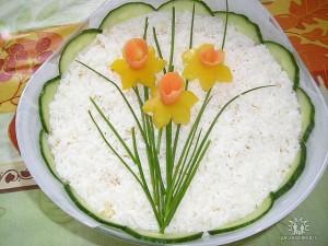 салат к праздникам