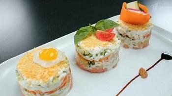салат мимоза от передачи время обедать
