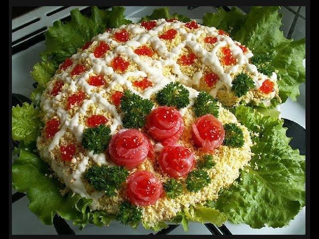 салат рог изобилия