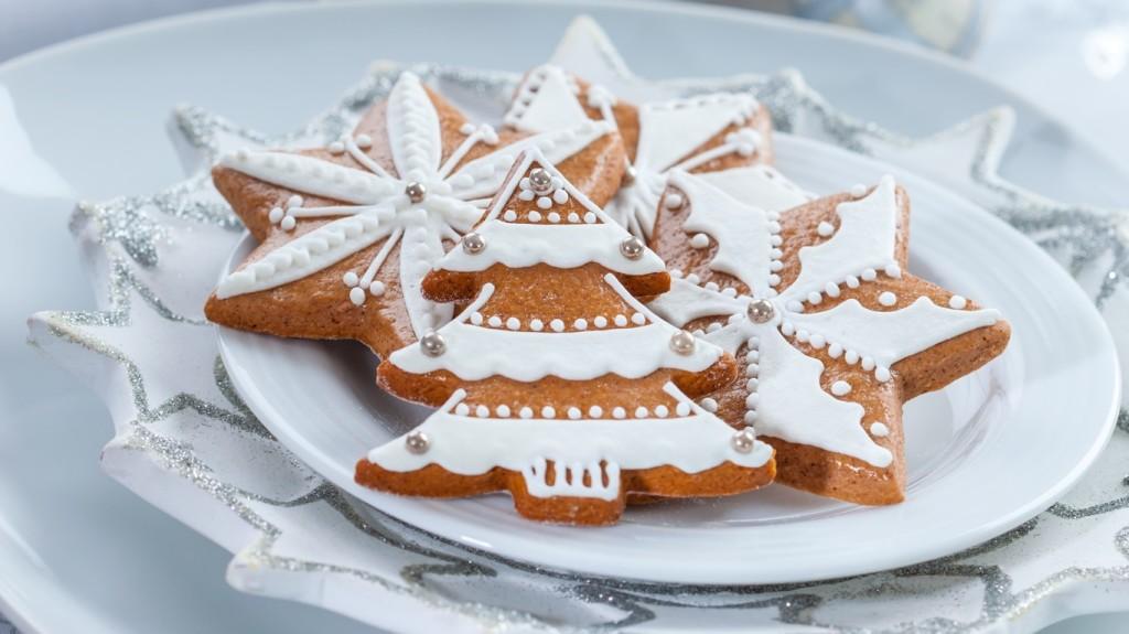 новогодние печенья рецепт