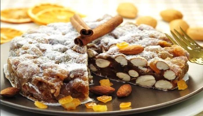 итальянский пирог на новый год