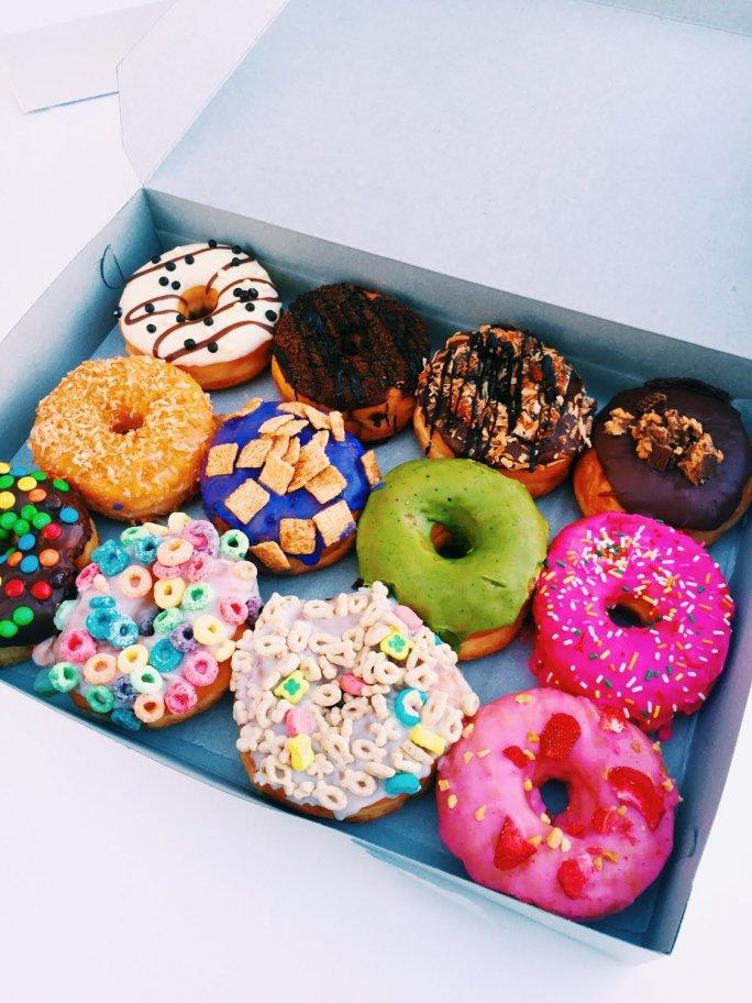 рецепт пончиков творожных