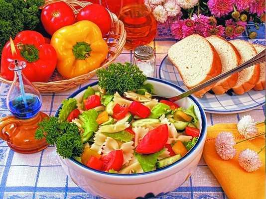 Итальянский салат (классический)