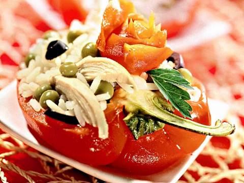 Французский салат Кармен