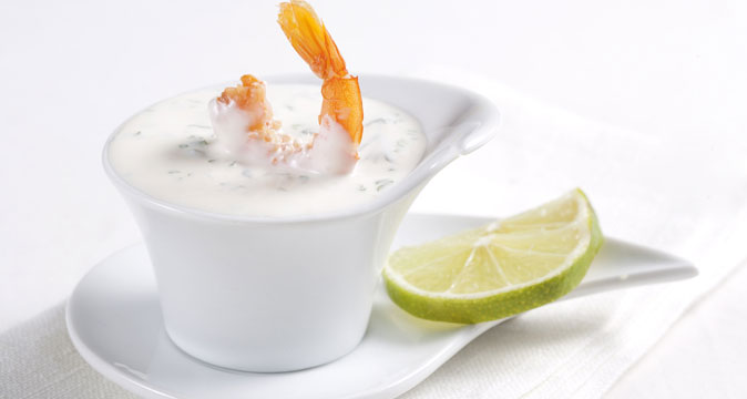 Соус бархатистый  (Sauce veloute)